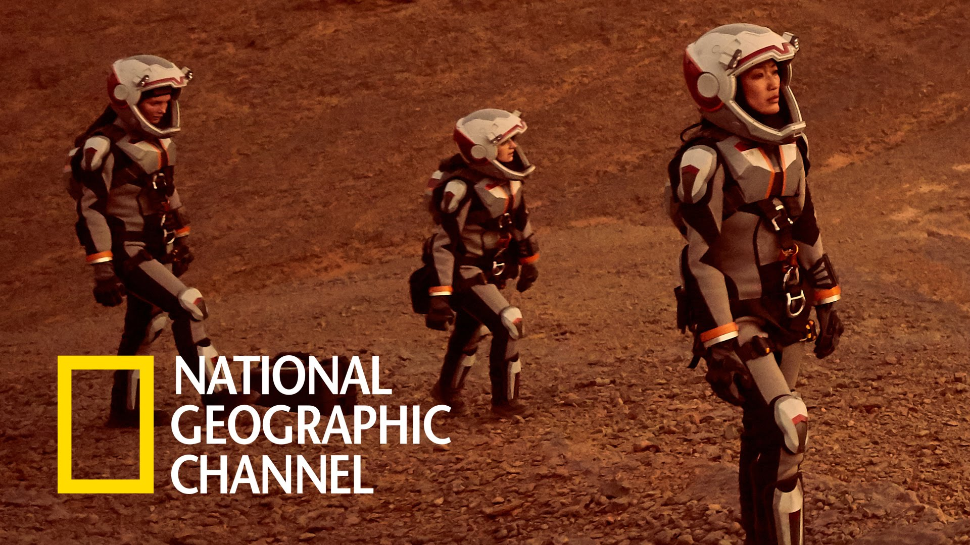 Mars e National Geographic, un viaggio interplanetario