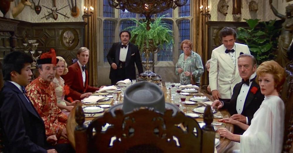 Invito a cena con delitto: la sagace parodia dei romanzi gialli
