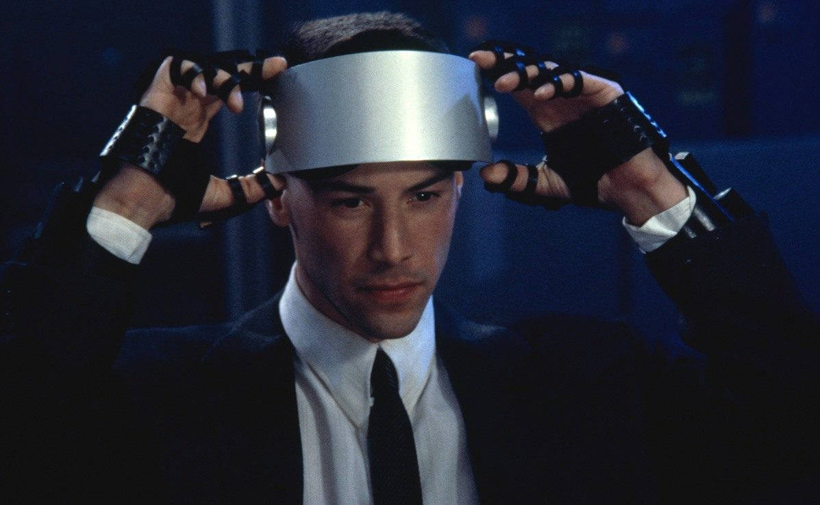 Johnny Mnemonic – Keanu Reeves era cyberpunk già prima di entrare in Matrix