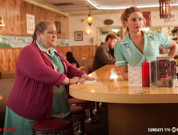 twin peaks 3 episodio 6 dale cooper david lynch mark frost naomi watts laura dern dougie