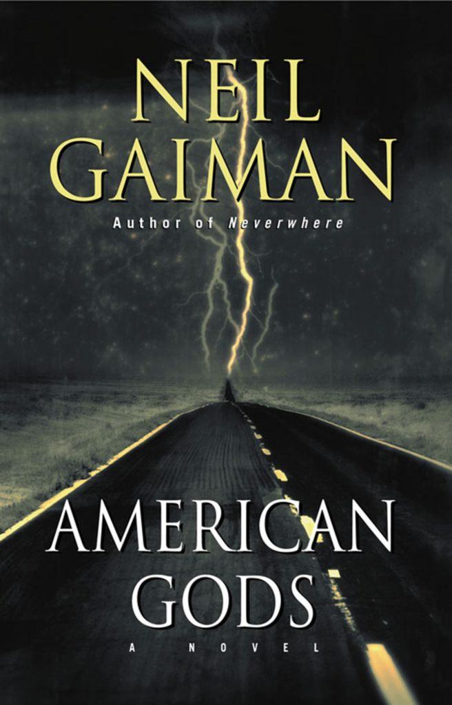 american gods bookcover