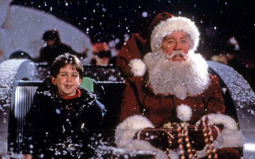 I Film Di Babbo Natale.I 5 Migliori Babbo Natale Non Animati Della Storia Del Cinema