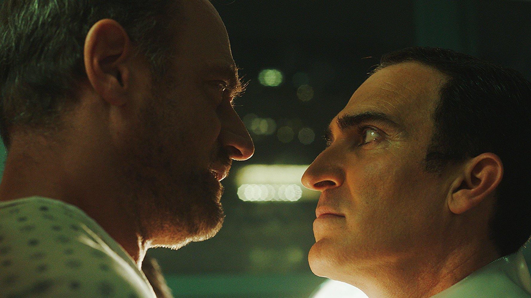 Happy! Netflix Grant Morrison Brian Taylor Christopher Meloni serie TV Patrick Fischler