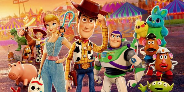 Toy story spa